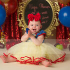 SNOW WHITE costume dress girls princess costume dress TUTU dress style princess