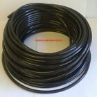 Black 4mm Air Line,Tube,Airline Aquarium/Fish Tank/Koi,Pond Air Pump PVC