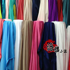 Matte Satin Formal Dress Lining Cloth Solid Colour Silk Satin Pajamas Fabric