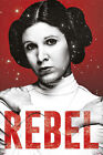 """STAR WARS: A NEW HOPE - MOVIE POSTER / PRINT (LEIA - REBEL) (SIZE: 24"""" x 36"""") $9.99 USD"""