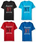 Aeropostale Mens Aero oversized NY Logo Graphic T Shirt Tee S,M,L,XL,2XL,3XL NEW
