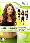 Jillian Michaels Fitness Ultimatum 2009 (Nintendo Wii, 2008) Factory Sealed NEW