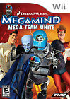 Megamind: Mega Team Unite (Nintendo Wii, 2010) Factory Sealed NEW