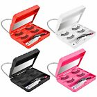 Внешний вид - Brand New False Falsie Eyelash Case Box Storage Organizer Makeup Cosmetic Mirror