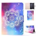 Smart Patterned Leather Rotating Stand Case Cover For Amazon Kindle Fire HDX 7
