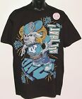 Vintage 90s UNC Carolina TARHEELS T-Shirt by SHIRT XPLOSION NWT NEW Old Stock LG