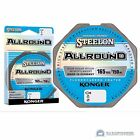 (0,023€) 150m ANGELSCHNUR STEELON ALLROUND FLUOROCARBON COATED MONOFILE SCHNUR
