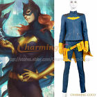 Batman: Arkham City Batgirl Catwoman Barbara Gordon Cosplay Costume Adult Outfit