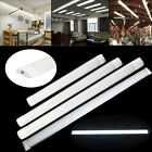2/10x LED Batten Tube 2ft 3ft 4ft 600mm 900mm 1200mm Light Fitting Surface Mount