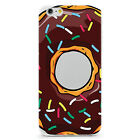 UV Printed TPU Case Food Summer Colorful Donut Hole