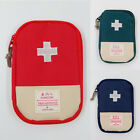 Travel First Aid Kit Bag Home Small Emergency Medical Survival Rescue Box 3COLOR