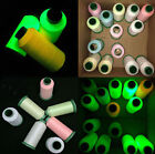 1 Roll Spool Luminous Glow In the Dark Machine Hand Embroidery Sewing Thread
