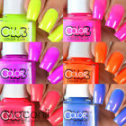 Color Club - Poptastic Shimmer Collection - Bright Neon Summer Nail Polish 15ml