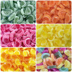 30g 60g 90g 125g Mini Sugar Jelly Fruit Slices - Edible Cupcake Cake Decoration