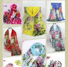2017 Fashion Stylish Women Long Soft Silk Chiffon Scarf Wrap Shawl Scarves/*