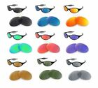 new Polarized Replacement Lenses for-oakley eye jacket different colors