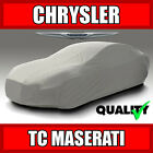 [CHRYSLER TC MASERATI] CAR COVER - Ultimate Custom-Fit All Weather Protection