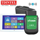 XTUNER E3 Easydiag OBD2 Code Scanner Diagnostic Tool with Win10 Tablet Keyboard