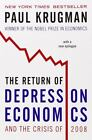The Return of Depression Economics and the Crisis of 2008 by Paul Krugman HC DJ