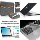 Sleeve Pouch Bag, Keyboard Cover, Matte Case For Apple Macbook Pro 13.3* Retina