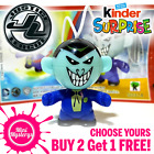 Kinder Justice League Twistheads *Choose Your Figures* Full Set Limited Ed 2017
