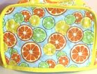 Quilted Toaster Cover Citrus Grove Made to Order SEND YOUR MEASUREMENTS!!