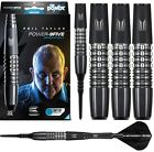 Phil Taylor Generation 4 9Five 95% Tungsten Soft Tip Darts by Target - Black G4