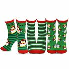 Внешний вид - TeeHee Christmas Kids  Fun Crew Sock 3-Pair Pack - Penguins