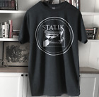 Statik Records    t shirt