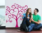 Abstract Love Tree - highest quality wall decal stickers