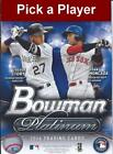 2016 Bowman Platinum Top Prospects Singles - Pick A Player ID:155350