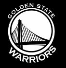 GOLDEN STATE WARRIORS Logo ~ Window WALL DECAL * Vinyl Car STICKER ~ ANY COLORS