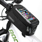 Cycling Bike Front Top Frame Pannier Tube Bag Case Pouch for Cell Phone BA