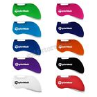 Hot 10pcs a Set Neoprene Golf Iron Club Head Covers HeadCover for TaylorMade NEW