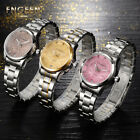 USA FNGEEN Women Mechanical Wirst Watch Automatic Date Crystal Dial Waterproof image