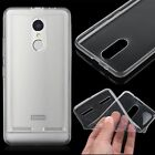 Hot Selling  Clear Slim TPU Gel Rubber Case Cover Skin For HTC Lenovo Wearproof