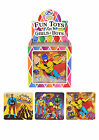 Super Hero Mini Jigsaw Puzzle Party Loot Bag Fillers Gift, choose quantity