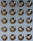Genuine British Military Dress Buttons Stay Bright Assorted Regiments - LOT 2