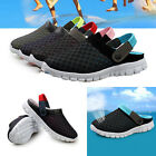 SAGUARO 2017 Mesh Breathable Unisex Casual Beach Walking Shoes Slippers Sandals
