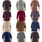NEW Foundry MENS Big And Tall Flannel SHIRTS_Long Sleeve 5XL 4XL 3XL Mult Colors