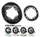4G DOVAL (11~16%) Oval chainring set for 4~5arm crank