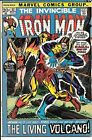 The Invincible Iron Man #52 The Living Volcano