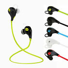 Bluetooth Wireless Headset Stereo Flaunt Headphone Earphone For iPhone Samsung