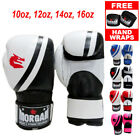 MORGAN V2 BOXING GLOVES - box punch training bag training kickboxing muay thai