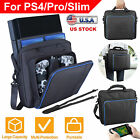 Travel Shoulder Bag Carry Case Handbag Game Console Accessories for PS4/Pro/Slim