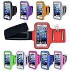 Sport running GYM Armband Holder For Cell i phone 4 5 5S 6 6S SE Size 15cmx9cm