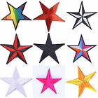 Iron on star patch sew on embroidered star sew on patches applique stars