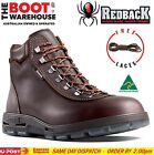 Redback UEPU Everest. Non Safety, Soft Toe, Work & Hiking Boots. 'AUSSIE' MADE!