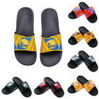 NBA Basketball 2017 Mens Legacy Logo Sport Slide Sandals Flip Flops - Pick Team on eBay