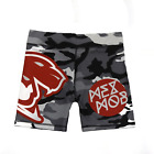 MEXMOB CAMO VALETUDO COMPRESSION MMA JIUJITSU GRAPPLING SHORT